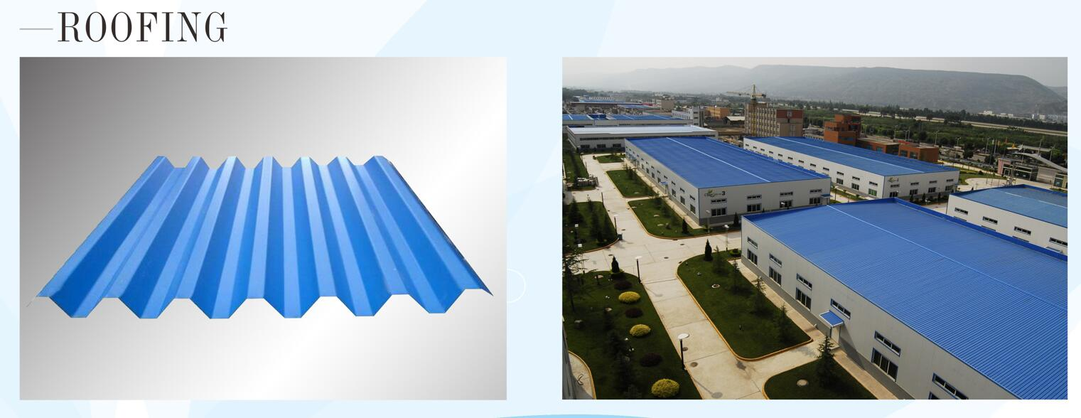 3003 color coated aluminum sheet for aluminum roofing tiles