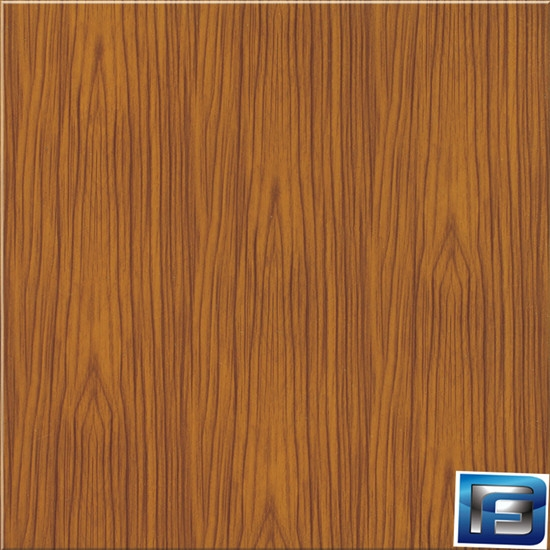 wood grain aluminum coil for fascia
