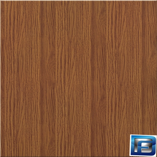 wood grain aluminum siding