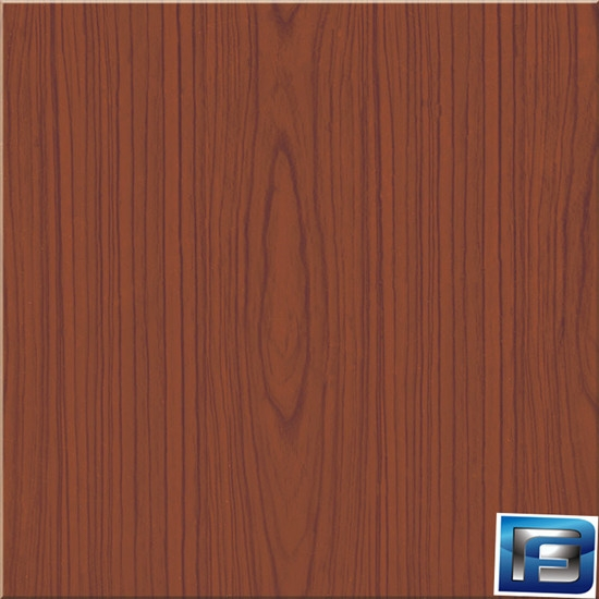 wood aluminum door skin