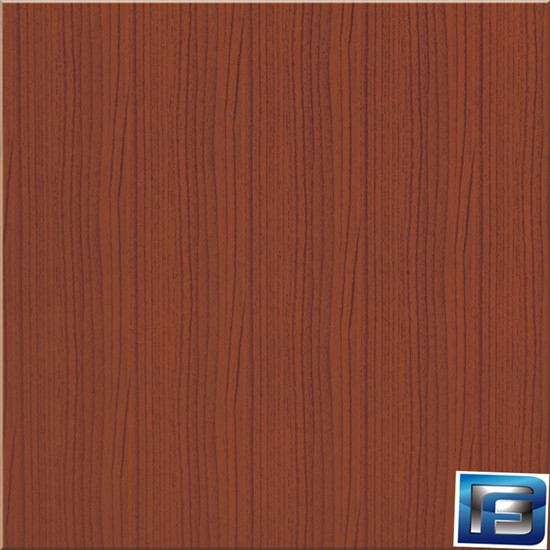 wood grain aluminum coil for soffit