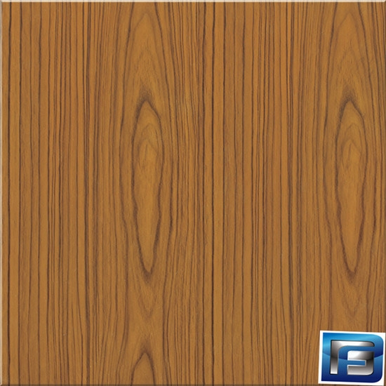 wood finish aluminum