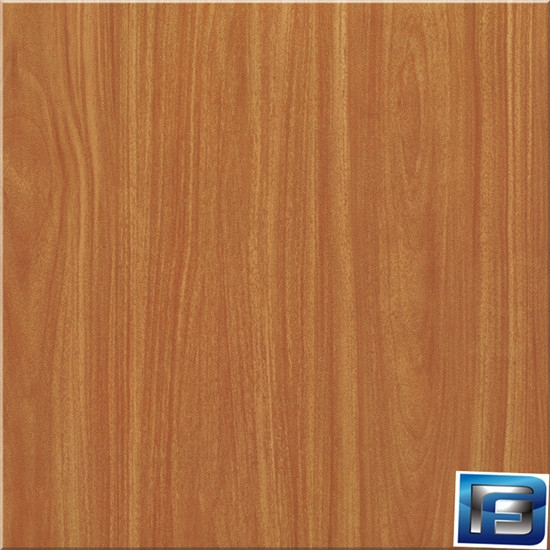 Decorative wood aluminum coil for aluminium composite panel
