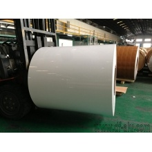 white colored aluminum coil stock, china supplier