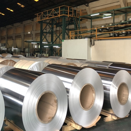 China factory color coated aluminum sheet and coil