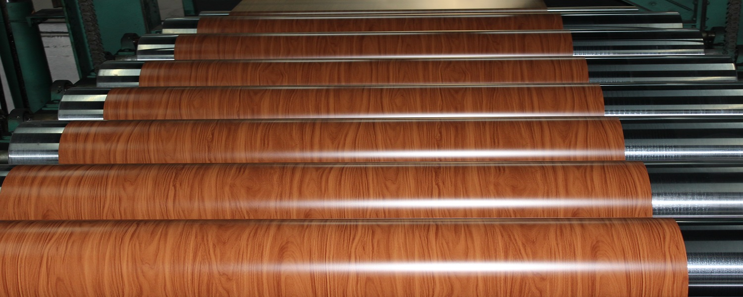 Wood Grain Aluminum Coil