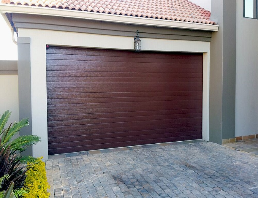 Colored aluminum coils for aluminum garage door skin