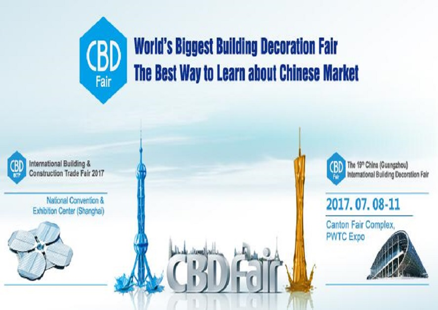 Internationl Building & Contruction Trade Fair 2017(CBD Fair)